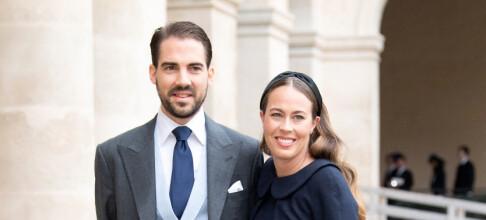 Røper kongelig forlovelse