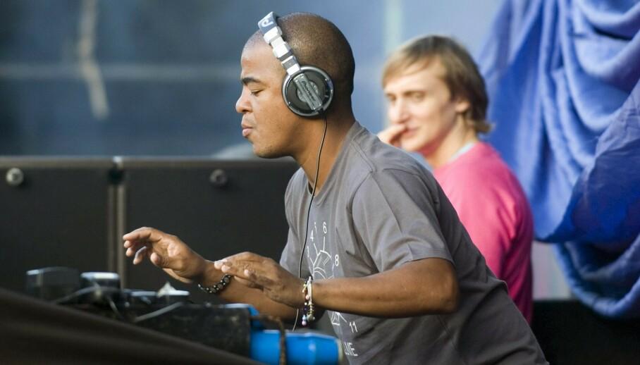 DØD: DJ-en Erick Morillo har gått bort. Foto: NTB Scanpix