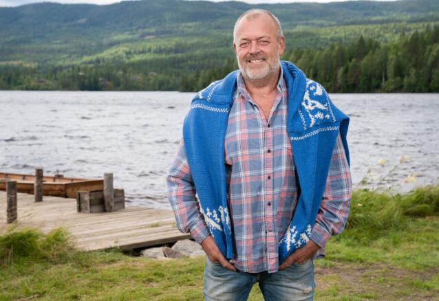 AVLYSTE BRYLLUPET: Kennelvert Jostein Grav skulle ha giftet seg i august - i stedet er han med på «Farmen». Foto: Alex Iversen / TV 2
