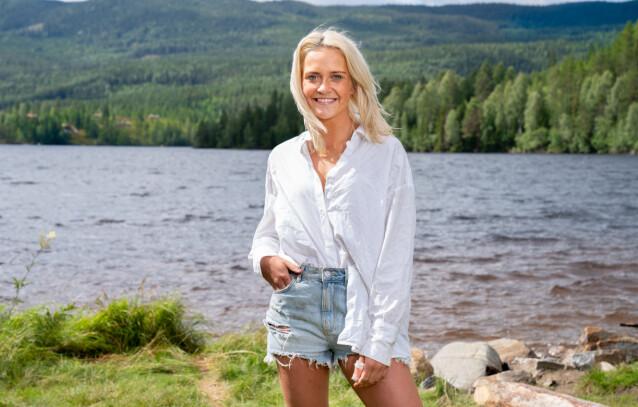 MÅ LÆRE: Wiktoria Rønning skal gi alt for å vinne konkurransen. Hun forteller riktignok at hun må lære av de som allerede kan mye. Foto: Alex Iversen / TV 2