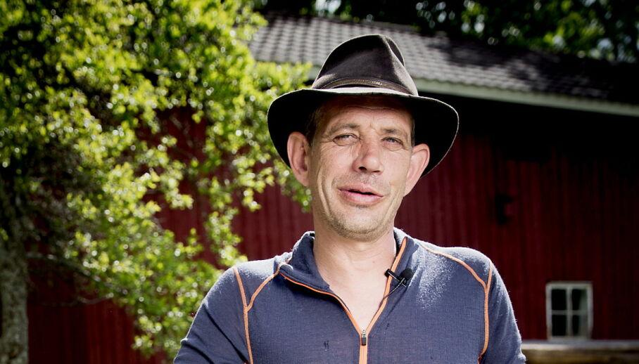 TIL BORDS: Leif Einar Lothe er blant deltakerne i den kommende sesongen av «Camp Kulinaris». Foto: Bjørn Landsem/Dagbladet
