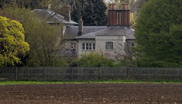IKKE TILBAKEBETALT: Hertugparet har ikke betalt for oppussingen av Frogmore Cottage selv. De har imidlertid hevdet at de skal gjøre det - på sikt. 30 millioner er likevel ingen banal sum. Foto: NTB Scanpix