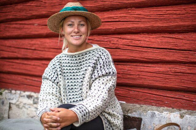 NY MOTIVASJON: Karianne Amlie Wahlstrøm fikk positiv oppmerksomhet da hun var på tv sist. Nå er hun tilbake og skal gi alt - og håper naturligvis det vil føre med seg mer synlighet. Foto: Alex Iversen / TV 2