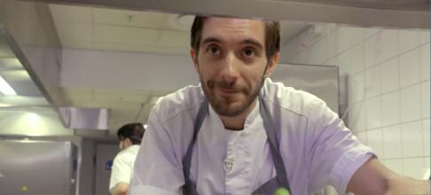 Gourmetkokkens kjøleskap sjokkerer