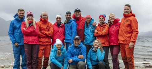 Her er årets deltakere i «71 grader nord»