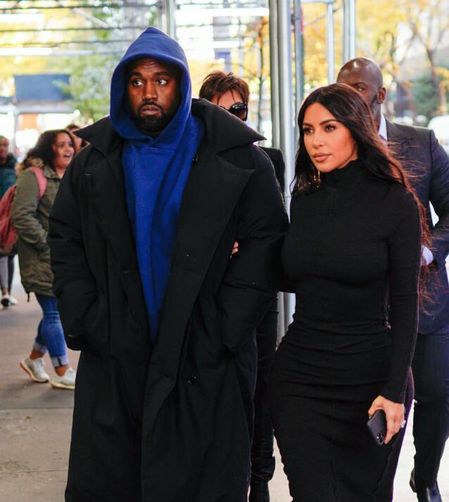 VAKTE OPPSIKT: Forrige uke skapte Kanye West igjen store overskrifter da han blant annet delte en video hvor det så ut som at han urinerte på Grammy-prisen sin. Foto: Jackson Lee/ NTB