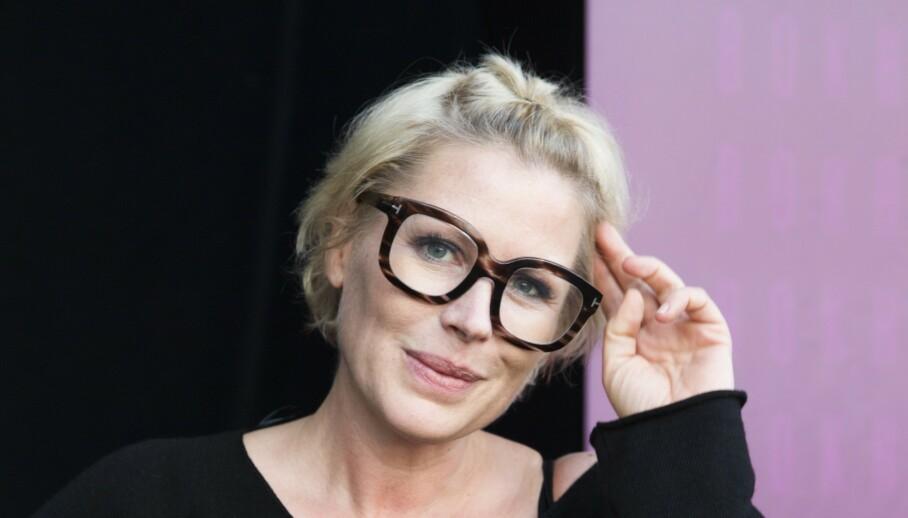 TILBAKE: I oktober er Anne-Kat. Hærland tilbake på tv-skjermen. Foto: Berit Roald / NTB