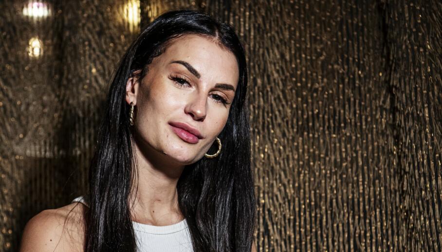 ALVORLIG ULYKKE: Den svenske «Paradise Hotel»-profilen Filippa Kronholm åpner seg om den traumatiske ulykken som utspant seg for åtte år siden. Aftonbladet/ NTB
