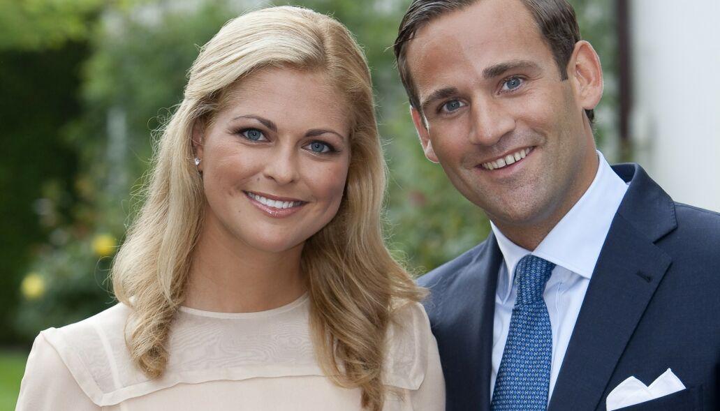 SVIGERMORS DRØM: Jonas Bergström ble tatt imot med åpne armer i kongefamilien, og lykken var stor da han og prinsesse Madeleine forlovet seg i 2009.