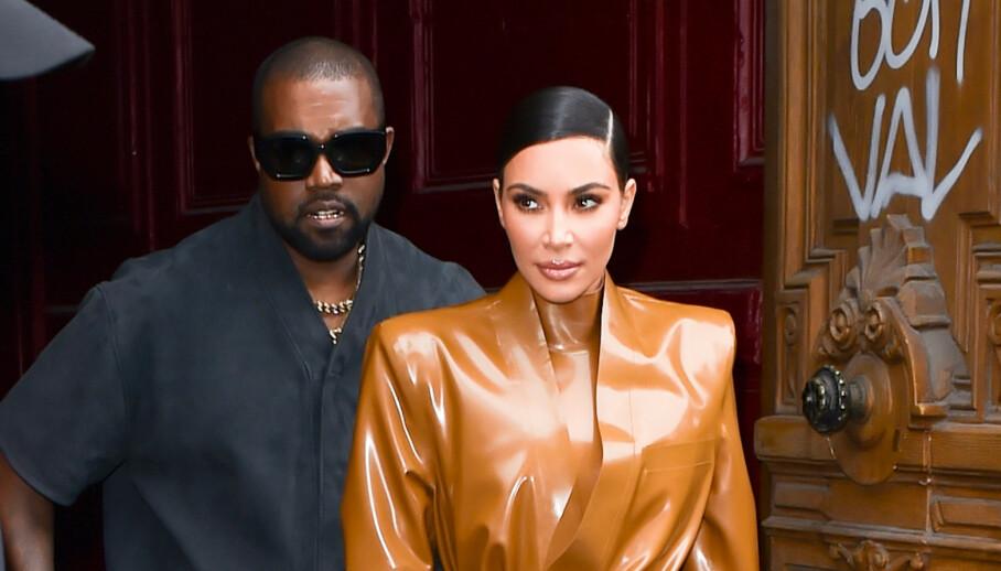 KVALITETSTID: I langt tid har det florert rykter om at Kim Kardashian og Kanye Wests ekteskap er i ferd med å gå i grus. Nå ser det imidlertid ut til at paret prøver å motbevise ryktene. Foto: New Media Images/Splash News/NTB