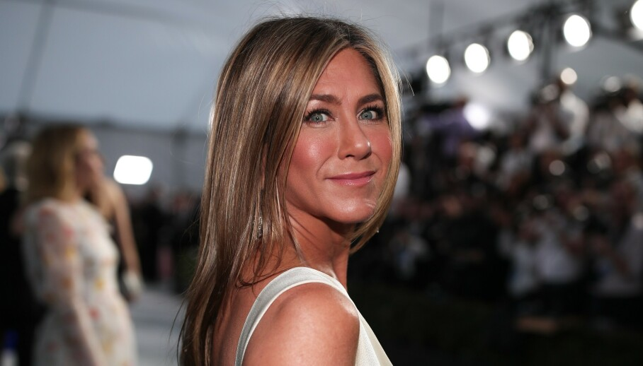 ÆRLIG: Jennifer Aniston har en imponerende karriere bak seg. 51-åringen innrømmer likevel at hun har tvilt på om hun skal fortsette som skuespiller. Foto: Christopher Polk / Shutterstock Editorial / NTB