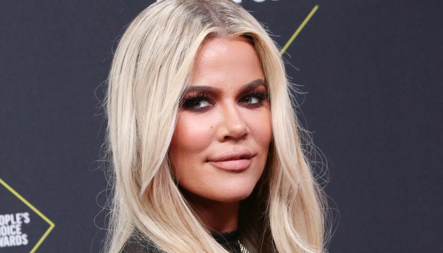 SER IKKE SLIK UT: Khloé Kardashians ansikt er tilsynelatende i konstant endring. Nå ser hun ikke slik ut mer. Foto: Matt Baron / Shutterstock / NTB