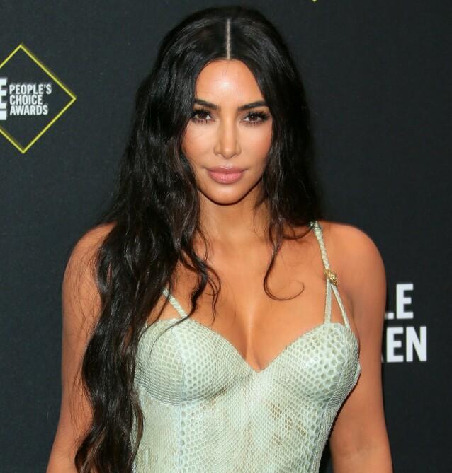 <strong>KONDOLANSE:</strong> Kim Kardashian er blant dem som har sendt varme ord til ekteparet etter dødsfallet. Foto: Jean-baptiste Lacroix / AFP / NTB