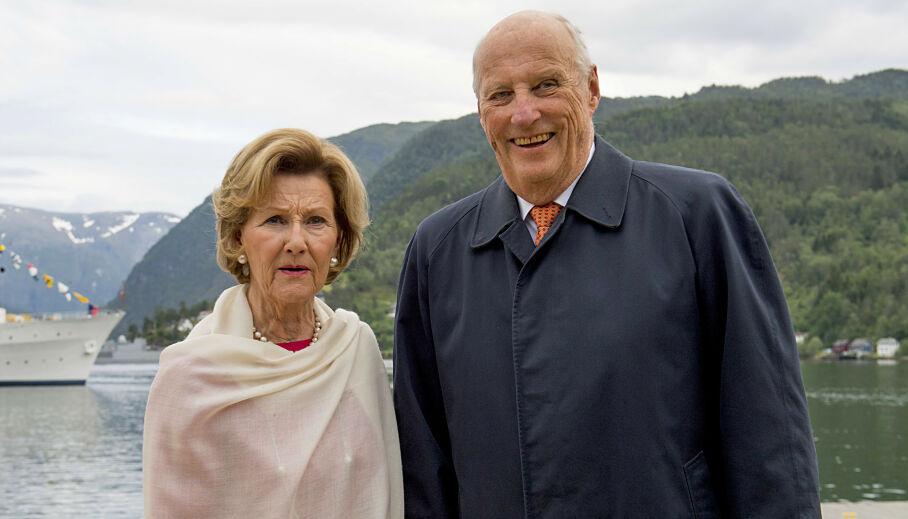 SYKMELDT: Kong Haralds sykmelding skulle egentlig utløpt i dag, men nå opplyser Kongehuset om at han fortsatt er under utredning. Foto: Marit Hommedal / NTB