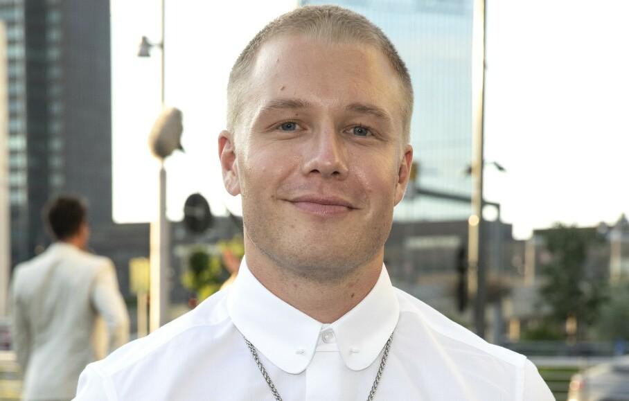 TV-SUKSESS: Herman Flesvig drar svimlende seertall til NRK med «Førstegangstjenesten». Foto: Andreas Fadum/Se og Hør