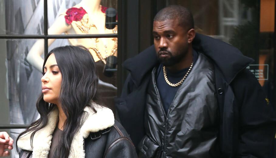 CORONAVIRUSET: Kanye West ble smittet av coronaviruset tidligere i år. Nå forteller hun hvordan det var. Foto: Broadimage/Shutterstock/NTB
