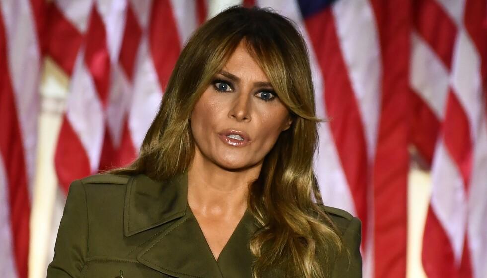 AVSLØRT: Hemmelige opptak av Melania Trump avslører nok en gang hennes innerste tanker og meninger. Denne gangen er det Stormy Daniels som får gjennomgå. Foto: Brendan Smialowski / AFP, NTB
