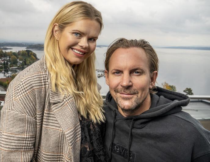 MÅTTE FINNE PÅ NYE TING: Ulrik Nygård ble permittert som følge av coronapandemien, noe som gjorde at han og kona Julianne Nygård gikk mye oppi hverandre. Foto: Hans Arne Vedlog / Dagbladet