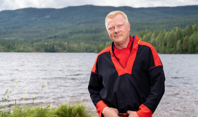 ÅRETS DRØYESTE?: Nils Kvalvik fortalte like greit til folk rundt seg at han skulle i fengsel. Foto: Alex Iversen / TV 2