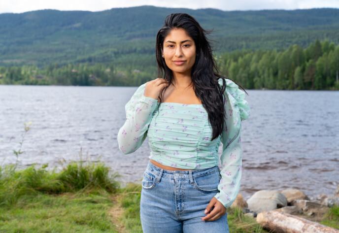 REISTE HJEM: Sanna Khursheed fortalte til venner at hun måtte koble av og reise hjem til familien. Foto: Alex Iversen / TV 2