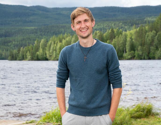 TJENESTEOPPDRAG: Thor Haavik fortalte til bekjente at han var på et hemmelig tjenesteoppdrag som prest. Foto: Alex Iversen / TV 2
