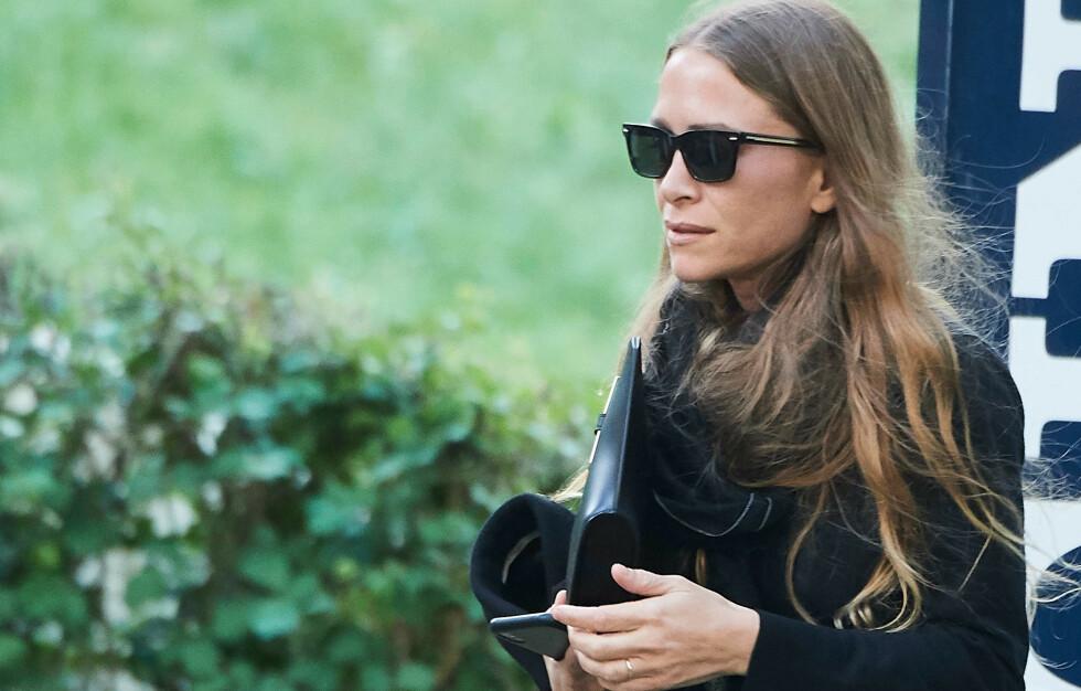 NYTER SINGELTILVÆRELSEN: Mary-Kate Olsen skal angivelig ha begitt seg ut på dating igjen etter skilsmissen med den 17 år eldre finansmannen Olivier Sarkozy. Foto: REX / NTB