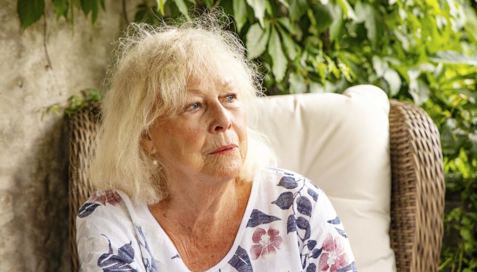 <strong>ÅPENHJERTIG:</strong> Lise Fjeldstad er oppriktig om sine erfaringer: – De smertene jeg har opplevd i livet, har jeg brukt som skuespiller, kanskje uten å være bevisst på det. Jeg har «vært der», sier hun.