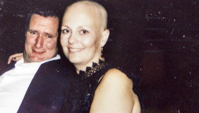HEMMELIG FEST: I november 2019 overrasket Anne sin mann med å invitere familie og venner til en forsinket feiring av Oves 40-årsdag. Han var den eneste som ikke visste noe om de hemmelige planene.