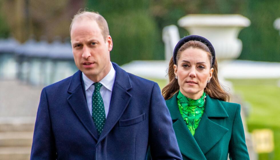 GODT GIFT: Hertuginne Kate og prins William kan neste år feire ti år som mann og kone. Men veien frem dit har ikke bare vært enkel. Foto: Shutterstock / NTB