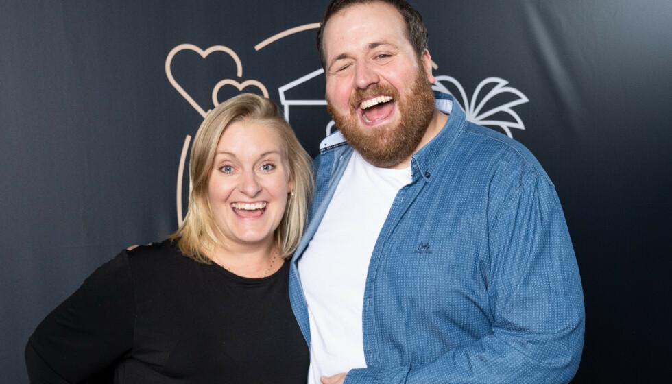 <strong>FORELDRE:</strong> Radioprofilene Tuva Fellman og Ronny Brede Aase har blitt foreldre. Foto: Espen Solli / TV 2/ NTB