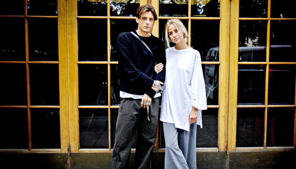 SLUTT: Tidligere i år gikk Anders Gran og Anniken Jørgensen fra hverandre, noe sistnevnte overhodet ikke likte at pressen omtalte. Foto: Nina Hansen/ Dagbladet