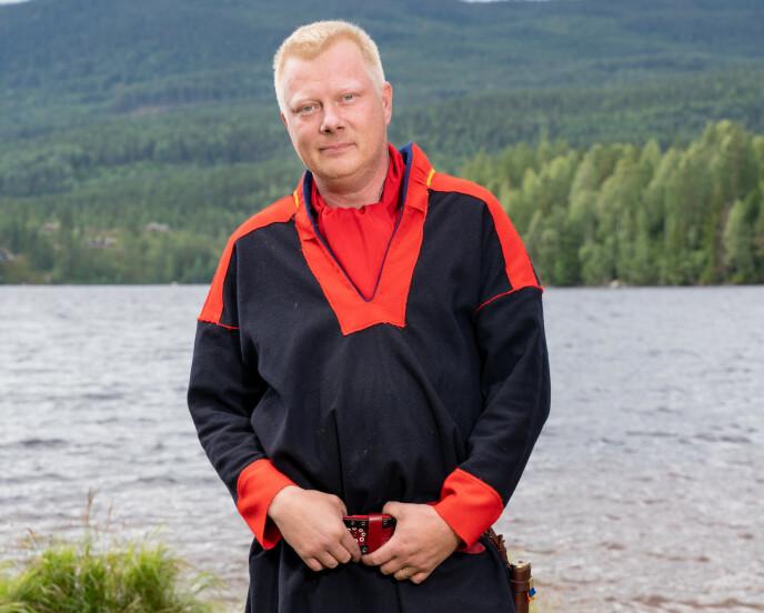 <strong>OVERRASKENDE AVGJØRELSE:</strong> Nils Kvalvik valgte å reise hjem da produksjonen skulle kaste ut en deltaker. Det får han mye støtte for. Foto: Alex Iversen / TV 2