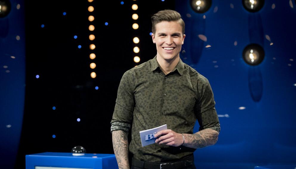 RETURNERER: Etter å ha vært borte fra tv-skjermen i halvannet år, er Atle Pettersen nå klar for å returnere som programleder i «Beat for beat». Foto: Julie Marie Naglestad/ NRK