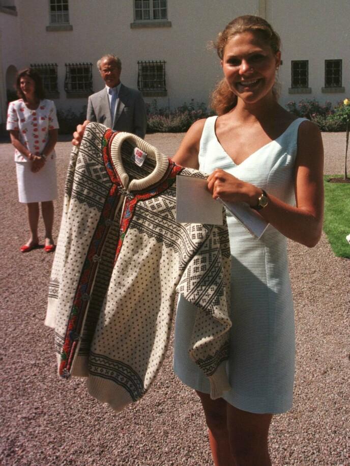 20 ÅR: Kronprinsessen feiret sin 20-årsdag på Öland, tradisjonen tro, bare måneder før kongehuset kom med den offentlige uttalelsen om sykdommen. Foto: Jonas Ekstrømer/Pressens Bild/NTB