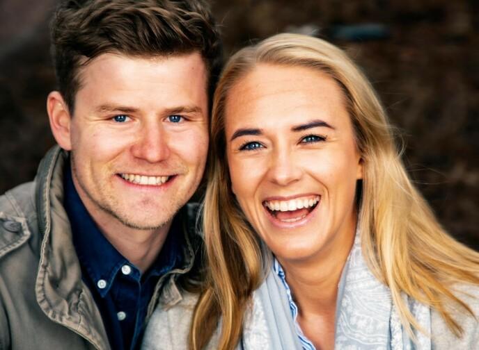 VENTER BARN: Nicolay Ramm og Josephine Leine Granlie blir foreldre for første gang neste år. Foto: Tor Lindseth / Se og Hør