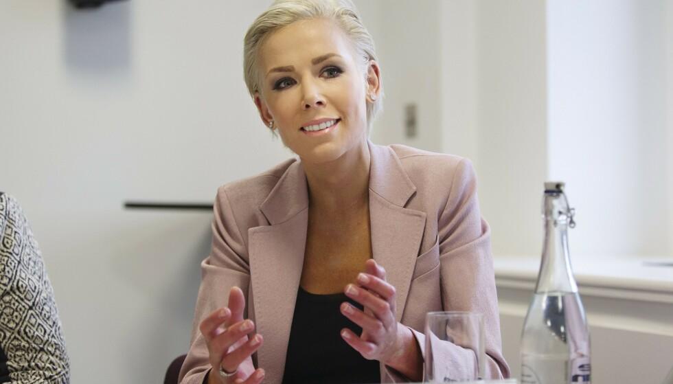 HYLLES: EAT-grunnlegger Gunhild Stordalen fikk denne uken skryt fra høyeste hold i Hollywood. Foto: REX / NTB