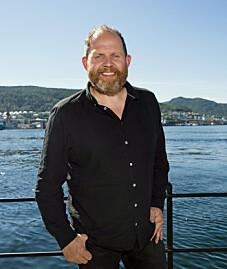 Image: Truls Svendsen i sorg