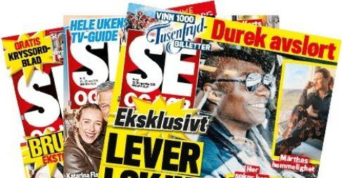 Bli abonnent for kun kr 26 pr blad (butikkpris kr 55)