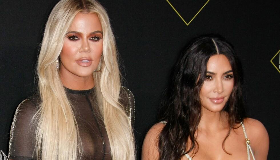 I FORSVAR: Kim Kardashian fylte nylig år og har fått krass kritikk for å ha dratt utenlands med flere venner for å feire. Nå kommer lillesøster Khloé henne til unnsetning. Foto: CraSH/imageSPACE/Shutterstock/NTB
