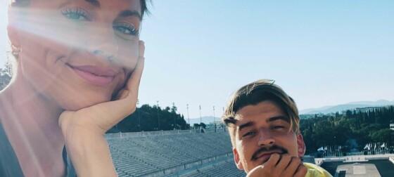 Avslører ny kjæreste