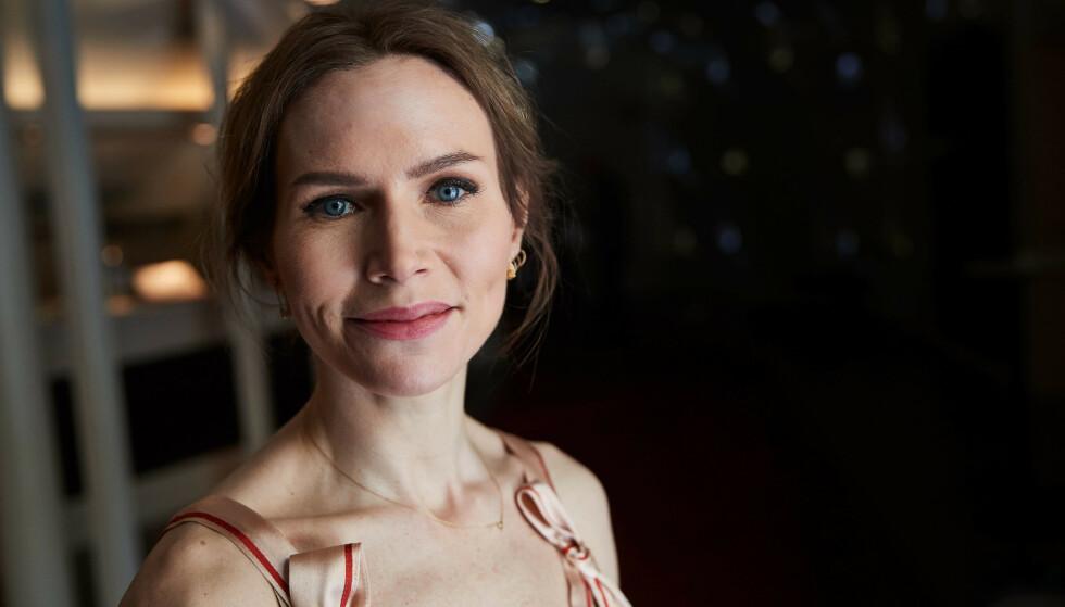 FIKK KREFT: Den svenske vokalisten Nina Persson åpner seg om da hun fikk livmorhalskreft i 2009. Foto: Christian Palma / AP / NTB