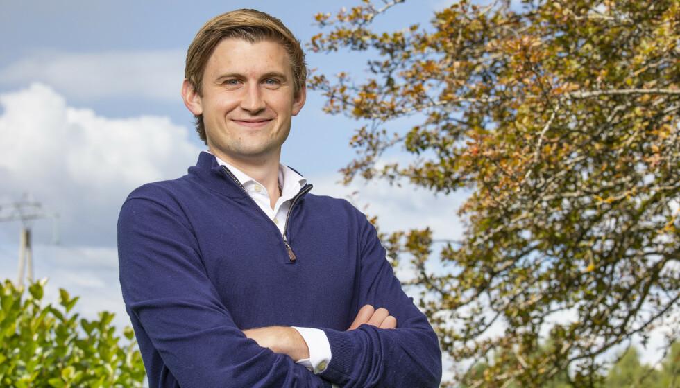 NYTT VALG: Thor Haavik fra Loddefjord har fått mye oppmerksomhet for yrket sitt under oppholdet på «Farmen». Men det var ikke prest han så for seg at han skulle bli. Foto: Tor Lindseth/Se og Hør
