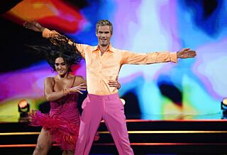 Thomas ute av «Skal vi danse»