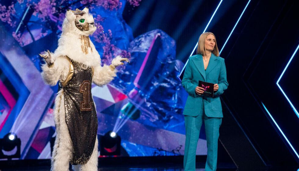 UTE: Gaupa ble den første til å forlate NRK-programmet. Foto: Julia Marie Naglestad/NRK