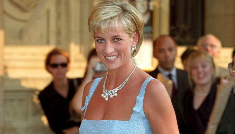 NYE DETALJER: I 1995 avslørte Diana, den tidligere prinsessen av Wales, detaljer om ekteskapet med prins Charles. Nå krever broren hennes at det iverksettes en etterforskning rundt intervjuet. Her avbildet i juni 1997, ikke lenge før den fatale bilulykken. Foto: Tim Rooke/ REX/ NTB
