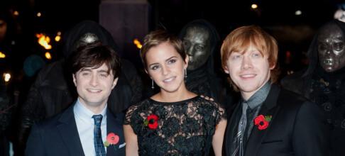 «Harry Potter»-stjernen viser endelig frem babyen