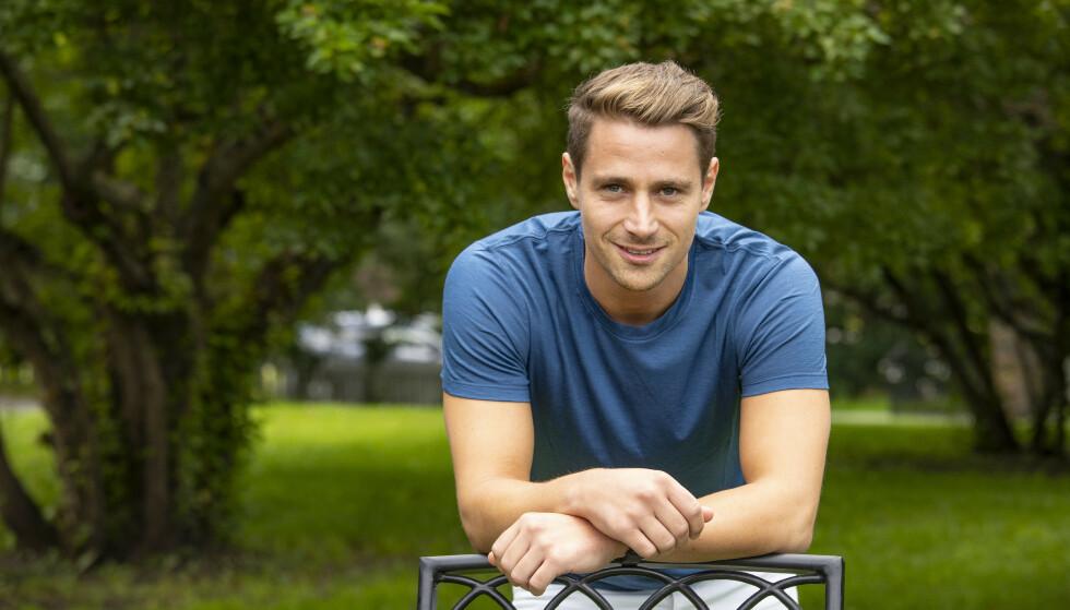 SINGEL: Daniel Viem Årdal røper at han hadde en romanse hjemme under «Farmen»-oppholdet. Nå har den imidlertid tatt slutt. Foto: Tor Lindseth / Se og Hør