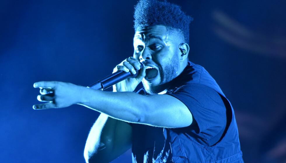 BOIKOTT: The Weeknd har sagt at han boikotter Grammy for all framtid. Foto: Rob Grabowski / Invision / AP