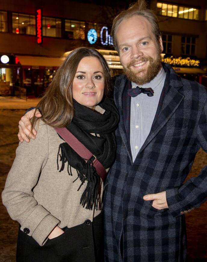 BRUDD: Det har gått et år siden Jon Niklas Rønning og Kristine Riis meddelte at det var slutt mellom dem. Foto: Tore Skaar 2017