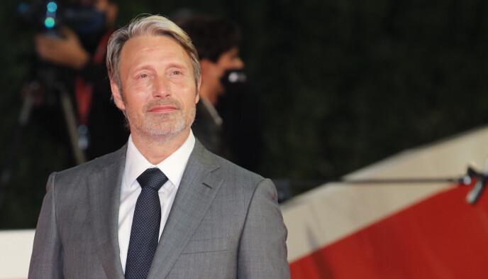 NY SKURK?: Ifølge Deadline er danske Mads Mikkelsen ønsket til rollen som Gellert Grindelwald. Foto: NTB
